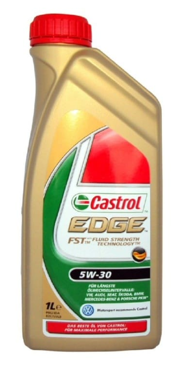 Масло CASTROL EDGE FST 5W30 1L 4260041011472